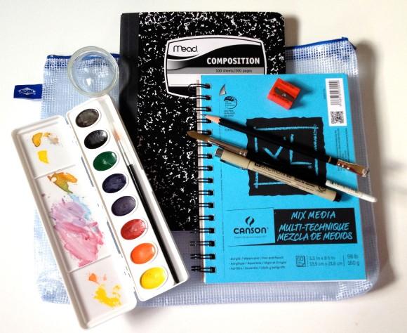 budget sketch pack