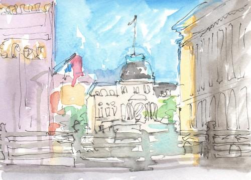 city hall, providence, ri