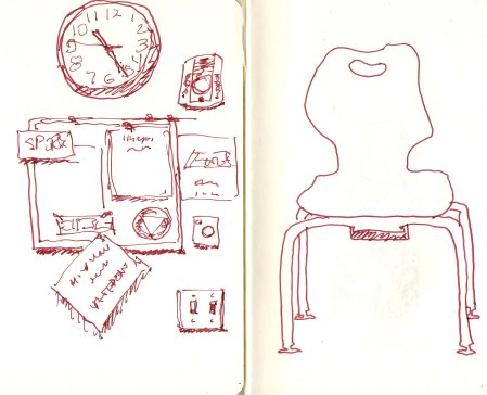 classroom sketches