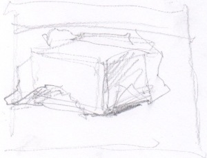 petit four thumbnail sketch