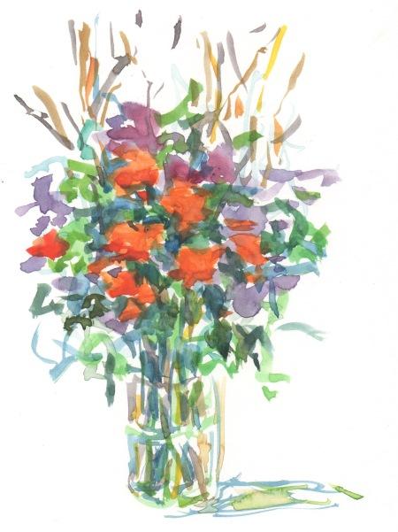 furnace flowers