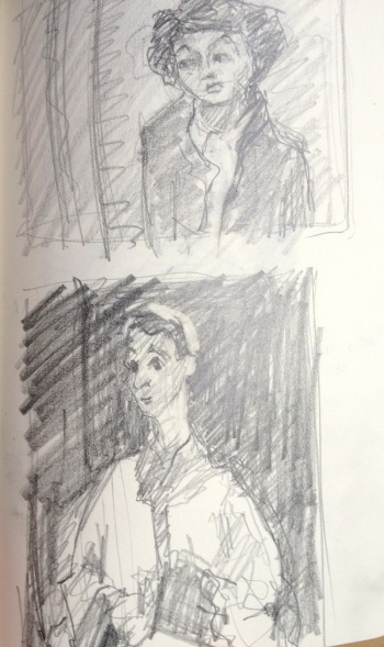 soutine sketches