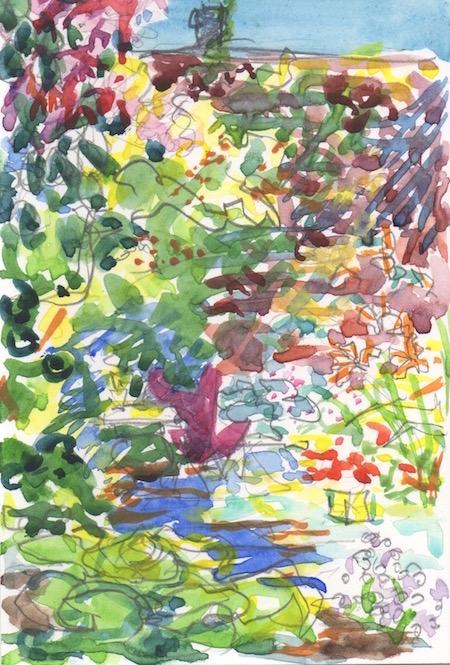 paper nautilus books garden