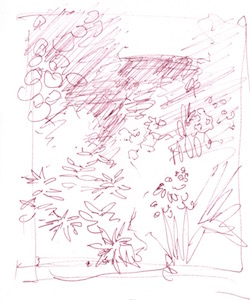 landscape drawing thumbnail