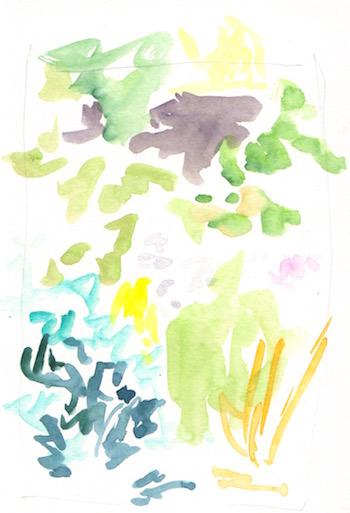 landscape impression
